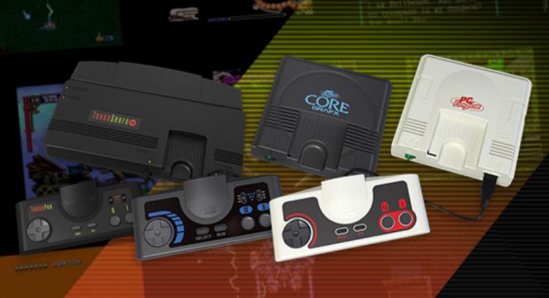 Раскрыт полный список предустановленных игр для мини-версии PC Engine, продажи стартуют в марте 2020