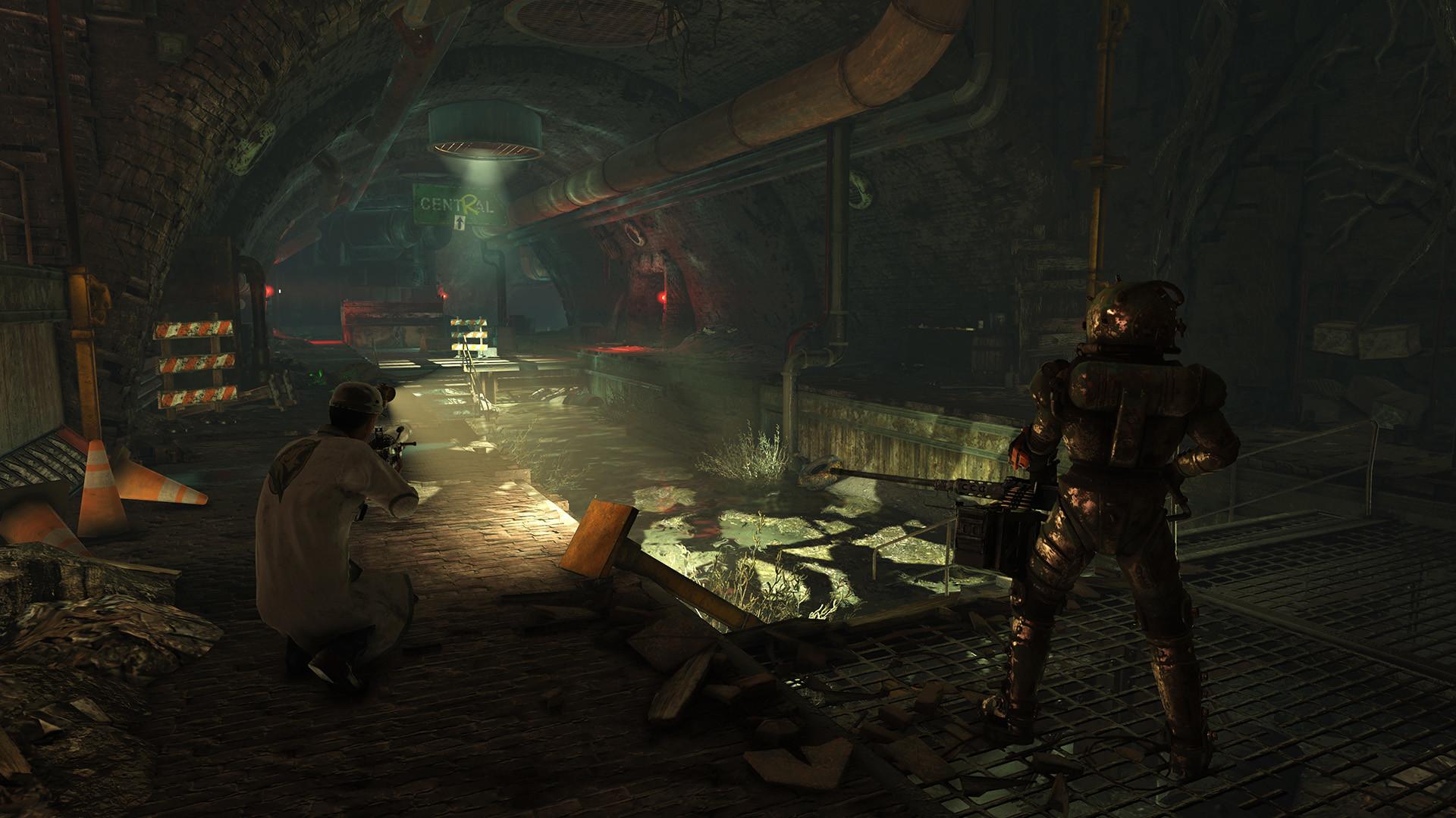 Bethesda рассказала о новом подземелье Fallout 76