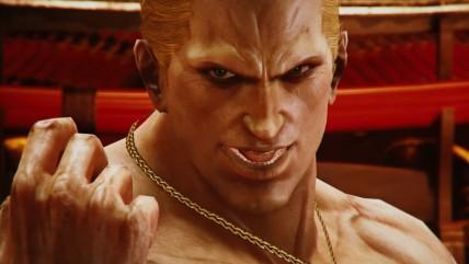 Зимой в Tekken 0 появится Гиис Ховард из Fatal Fury