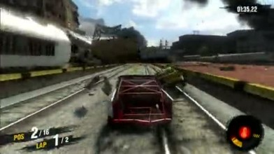 """MotorStorm Apocalypse """"Геймплей: подземка"""""""