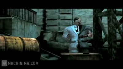 "Batman: Arkham City ""Lockdown Launch Trailer"""