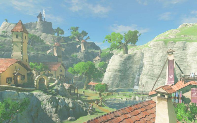 Видимо, компания начала полноценную работу над новой The Legend of Zelda.