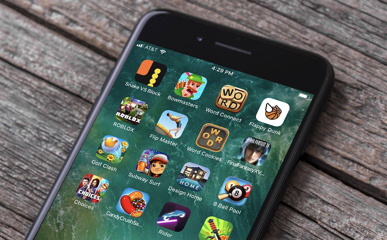 Картинки с игр на телефоне
