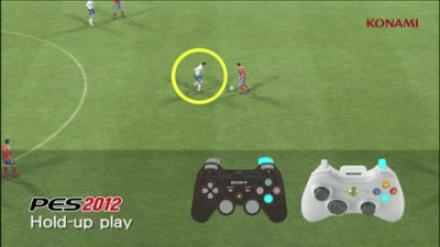 "Pro Evolution Soccer 2012 ""UK Hold-Up Play Walkthrough"""