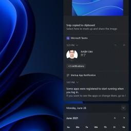 Сотрудник Microsoft опубликовал несколько скриншотов Windows 11