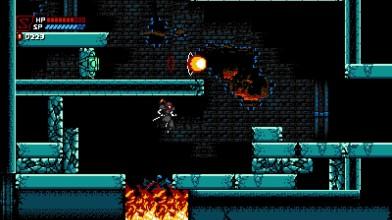 Первые 15 минут игрового процесса Cyber Shadow