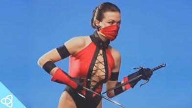За кулисами - Mortal Kombat 3