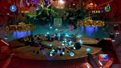 Прохождение LEGO Dimensions - PART 6- SCARIEST LEGOS EVER!! (Gameplay Walkthrough) 2 Player!