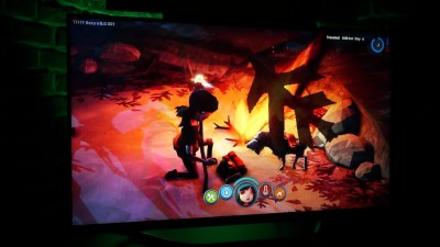 The Flame in the Flood - GC 2015׃ Gameplay