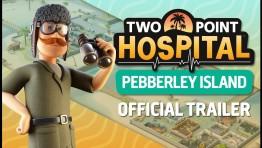 DLC Pebberley Island для Two Point Hospital выйдет уже в марте