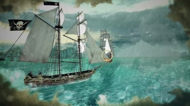 "Assassin's Creed Pirates ""Геймплейный трейлер"""