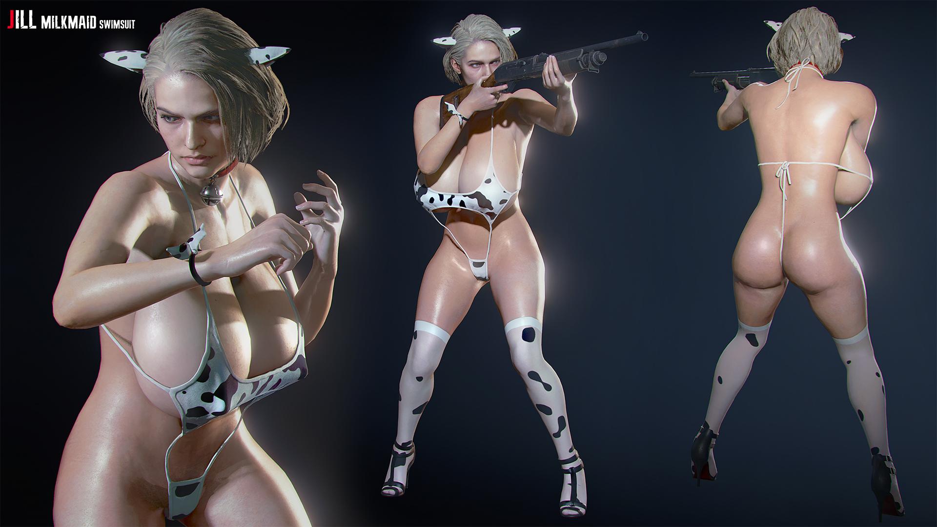 Мод - Resident Evil 3