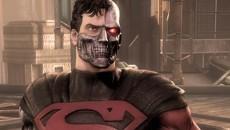 Injustice: Gods Among Us. Скин Cyborg Superman