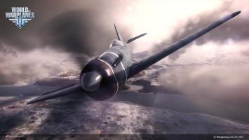 Новый год в World of Warplanes: скидки, снежки и фейерверки в небе над Лапландией