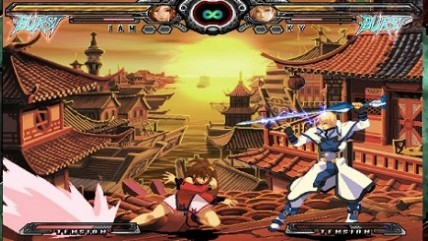 Анонсирована Guilty Gear XX Accent Core Plus R для PS Vita