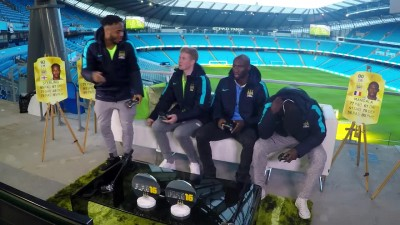 "FIFA 16 ""Manchester City Player Tournament - Sterling, De Bruyne, Mangala, и Sagna"""