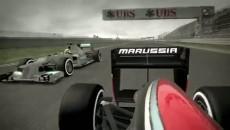 """F1 2012 """"Attract Mode Trailer"""""""
