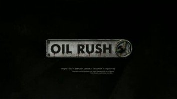 "OilRush ""The first teaser"""