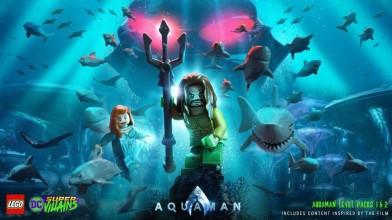 В LEGO DC Super-Villains появятся герои блокбастера Аквамен