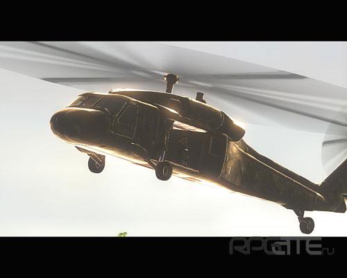 Вертолет будет взорван