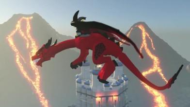 LEGO Worlds - премьерный трейлер