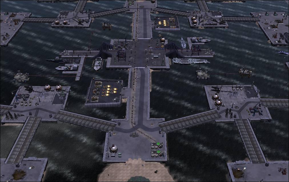 """Command & Conquer 3: Tiberium Wars """"Megaport One"""" - Файлы - патч, демо, demo, моды, дополнение, русификатор, скачать бесплатно"""