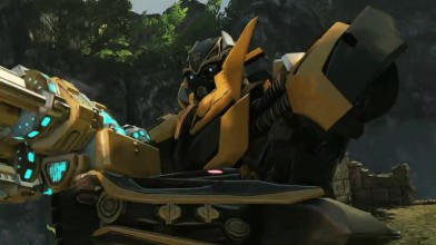 "Transformers: Rise of the Dark Spark ""Трейлер"""
