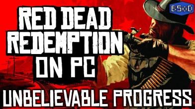 Red Dead Redemption отлично работает на эмуляторе Xbox 360 для PC