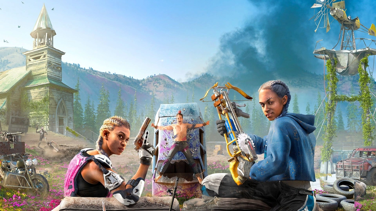 Первая оценка Far Cry: New
