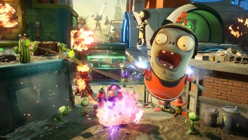 Plants vs. Zombies: Garden Warfare 2 в продаже