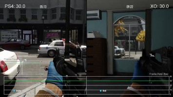 "Payday 2 ""Сравнение частоты кадров PS4 vs Xbox One от Digital Foundry"""