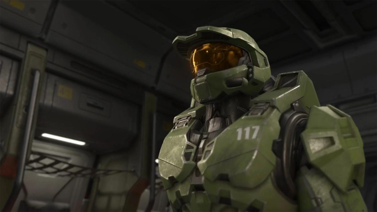 Microsoft опубликовала новый тизер Halo: Infinite