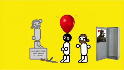 Zero Punctuation - Metal Gear Solid V: The Phantom Pain (RUS DUB)