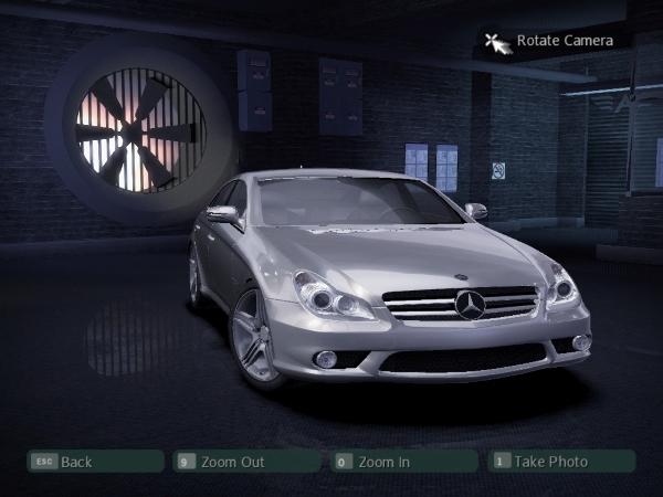 2008 Mercedes-Benz CLS63 AMG (C219)