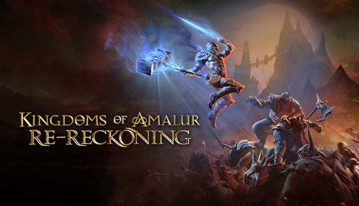 Состоялся релиз Kingdoms of Amalur: Re-Reckoning