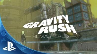 Gravity Rush Remastered выйдет раньше срока