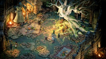Новые скриншоты Pillars of Eternity II: Deadfire