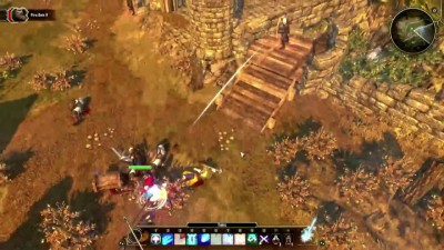 Sword Coast Legends - Демонстрация геймплея - Е3 2015