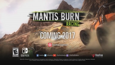 Mantis Burn Racing вскоре доедет до Switch