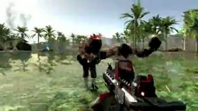 "Serious Sam 3: BFE ""Blood and Guts Trailer"""