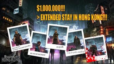 Shadowrun: Hong Kong собрала больше миллиона долларов
