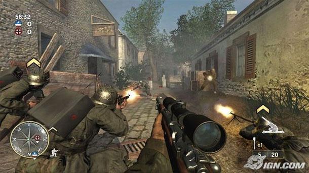 Скачать Игру Через Торрент Стрелялки Call Of Duty 3 - фото 5