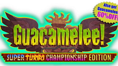 Humble Bundle бесплатно раздаёт Guacamelee! Super Turbo Championship Edition