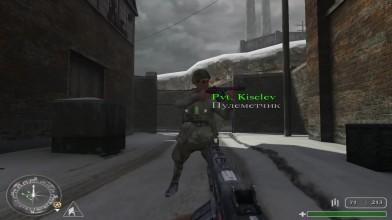[Call of Duty I] Обзор бреда и багов советской кампании