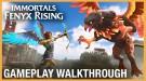 Трейлер и геймплейные ролики Immortals: Fenyx Rising