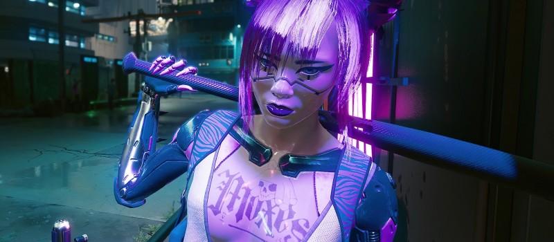Авторы Cyberpunk 2077 объяснили большое количество фаллоимитаторов на улицах Найт-Сити - их станет меньше