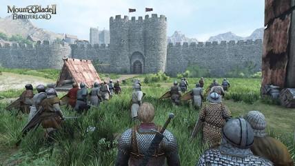 Превью Mount & Blade 0: Bannerlord от IGN с Е3 0017