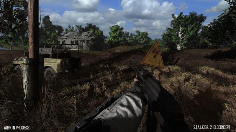 """Dezowave решили продолжить разработку """"S.T.A.L.K.E.R. 2 Old Concept"""" и показали новые скриншоты"""