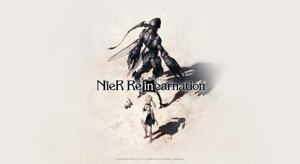 Новый геймплейный трейлер и скриншоты мобильной NieR Re[in]carnation