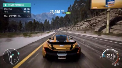 Need For Speed: Payback - McLaren P1 Геймплей (PC HD)